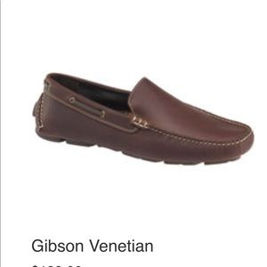 Gibson Venetian Johnston &  Murphy Men's shoes.